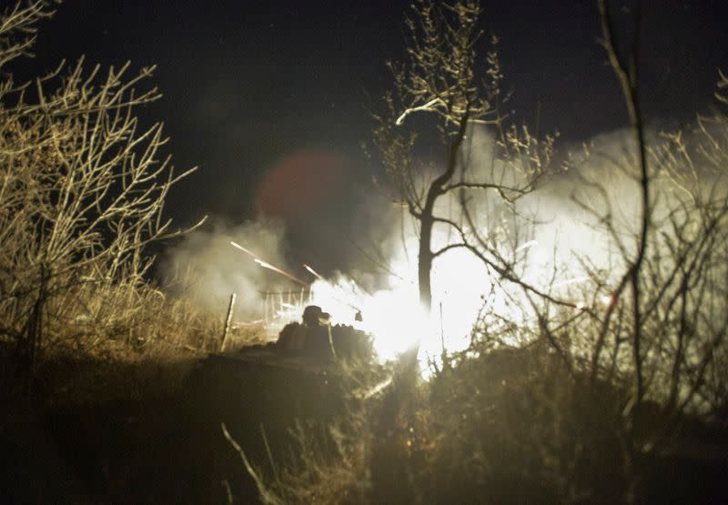 Soldier killed as violence flares-up in eastern Ukraine