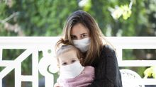 Parents warned of face mask suffocation risk for babies and toddlers