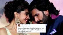 The Internet is Already Gatecrashing Deepika Padukone-Ranveer Singh Wedding with These Jokes