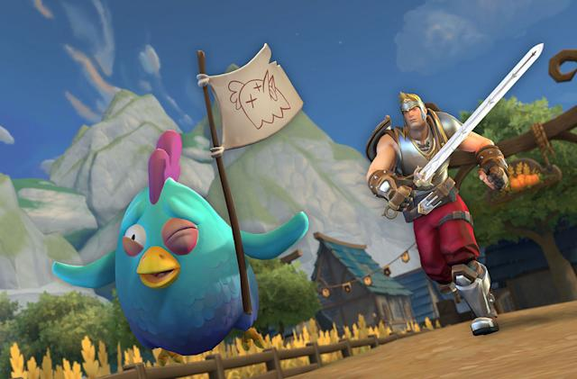 Realm Royale's closed beta starts on consoles next week