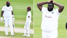 'Greatest sight': Cricket world loses it over 140kg man mountain