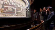 Battle of Hastings site launches rival bid for Bayeux tapestry