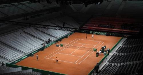 Tennis - Coupe Davis - 8000 places vendues pour la demi-finale de Coupe Davis France-Serbie à Lille