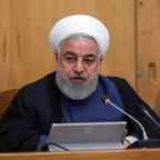 Iran president: international waterways won't be as safe if Iran oil exports cut to zero