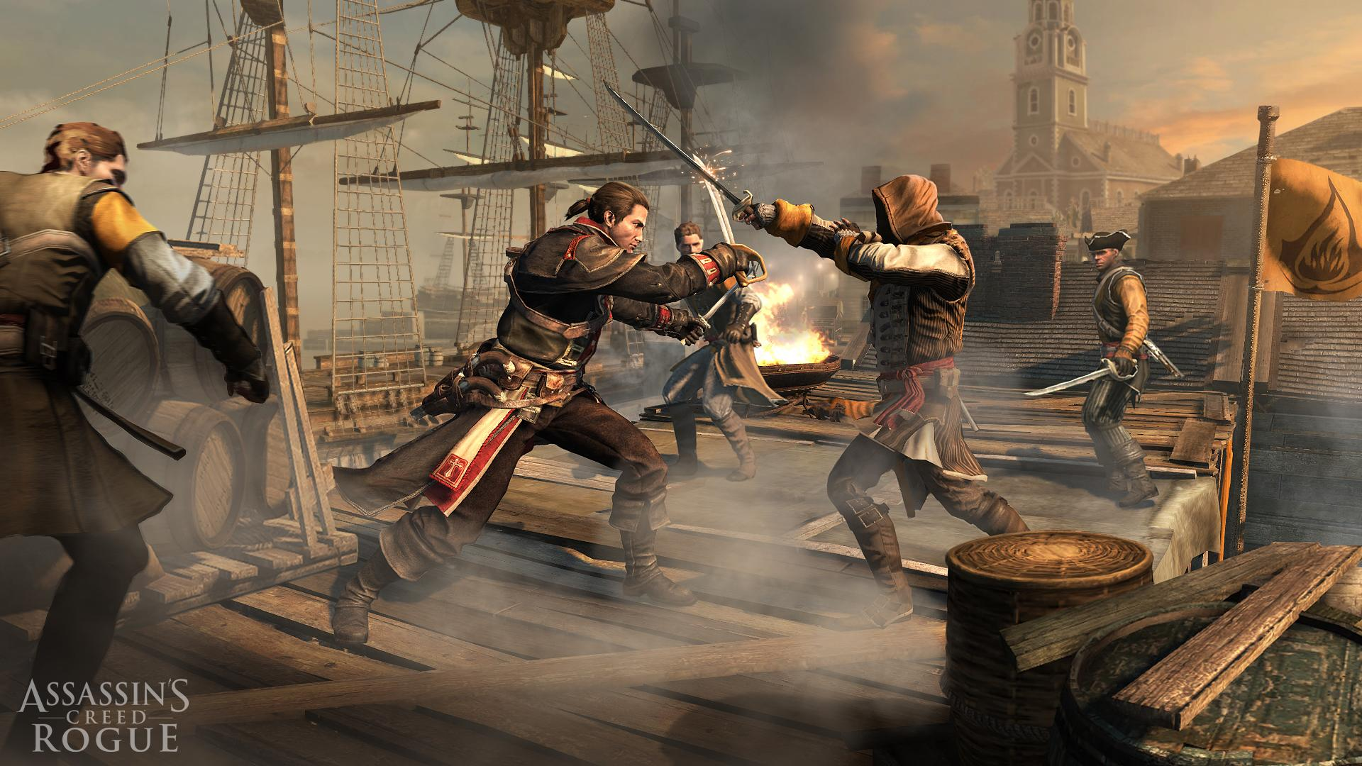 ubisoft releases assassins creed -