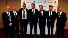 Rugby-Ireland, France and South Africa pitch for 2023 World Cup
