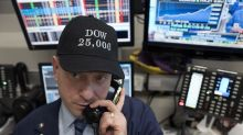 Asian stocks up as Dow breaks record, Koreas agree to talk