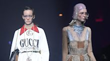 Is there anything from the Gucci runway show that's actually wearable?