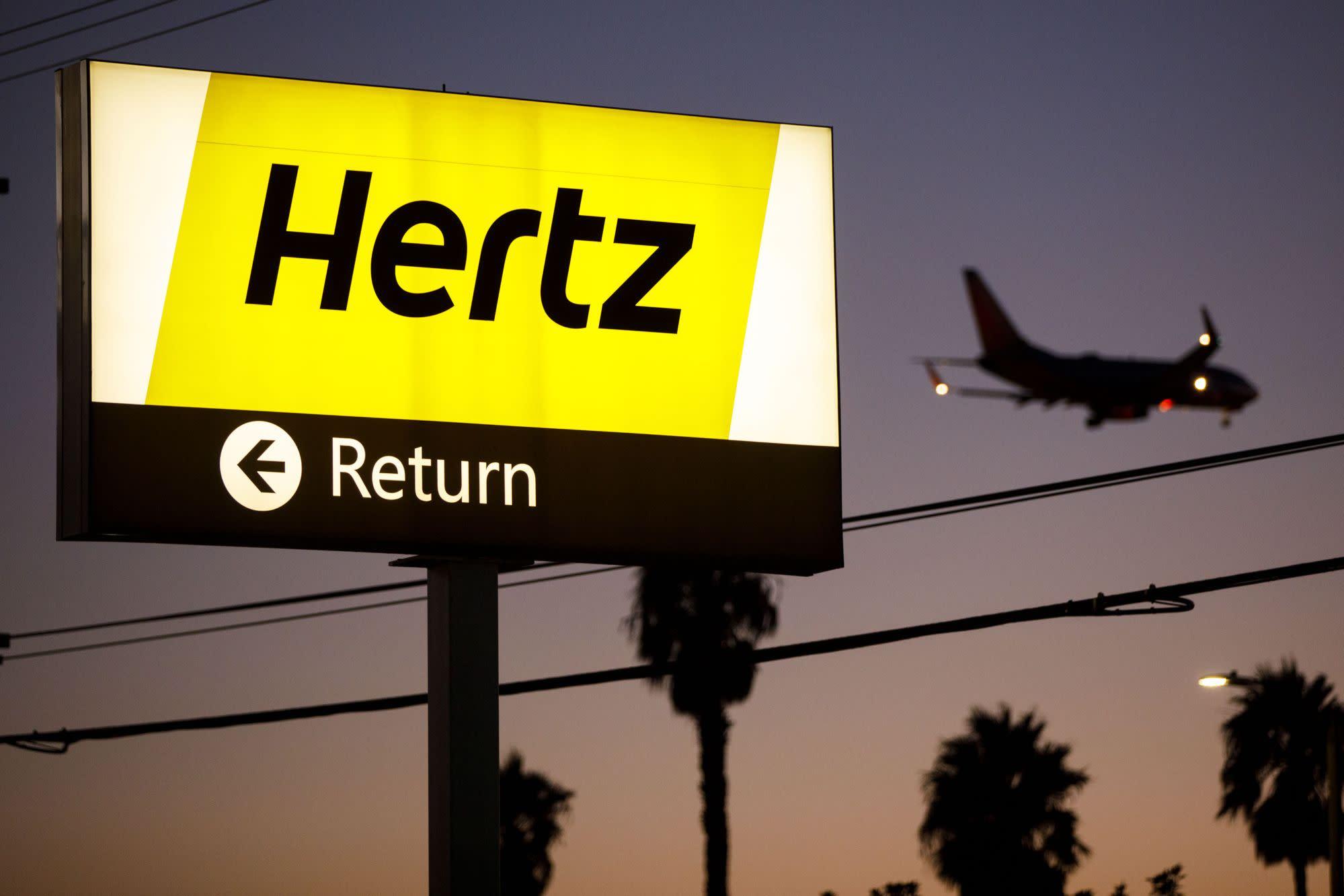 Hertz Prepares to File Bankruptcy If Monday Deadline...