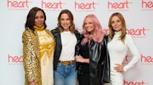 Emma Bunton says Mel B and Geri Horner have moved on from lesbian fling reports
