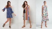 Renner, C&A e Netshoes: Vestidos fresquinhos com desconto
