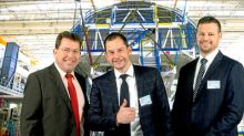 Chemetall® receives Airbus SQIP award for the fourth consecutive time.