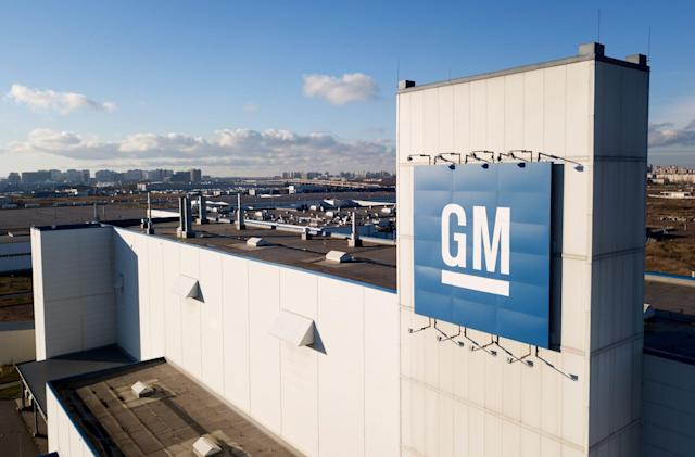 GM cuts workers and plants as it shifts focus to electric vehicles