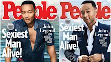 Los hombres más sexys del mundo para People en la última década