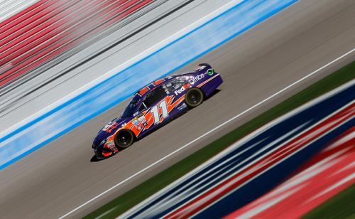 NASCAR: Denny Hamlin é favorito e paga 6 para 1 pela sua quarta vitória na STP 500!
