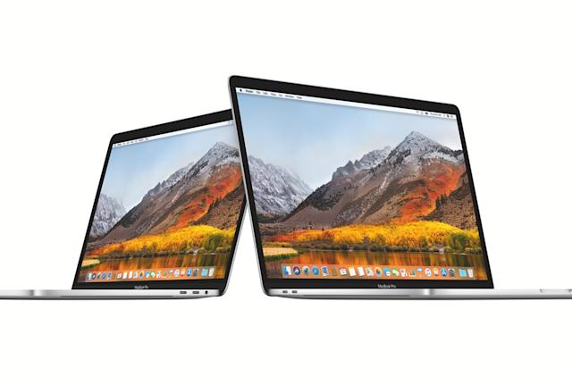 Apple's MacBook Pro refresh appeals to power users