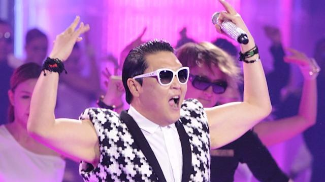 Psy Does