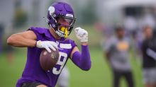 Vikings Training Camp Recap, Day 6: Observations From the First Day With Pads