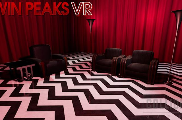 'Twin Peaks VR' will take you inside the mind-bending Red Room
