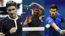 Novak Djokovic's Disqualification From Us Open Leads to Hilarious Roger Federer-Rafael Nadal Memes