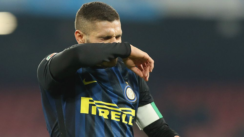 Inter have massively underachieved, claims Oddo