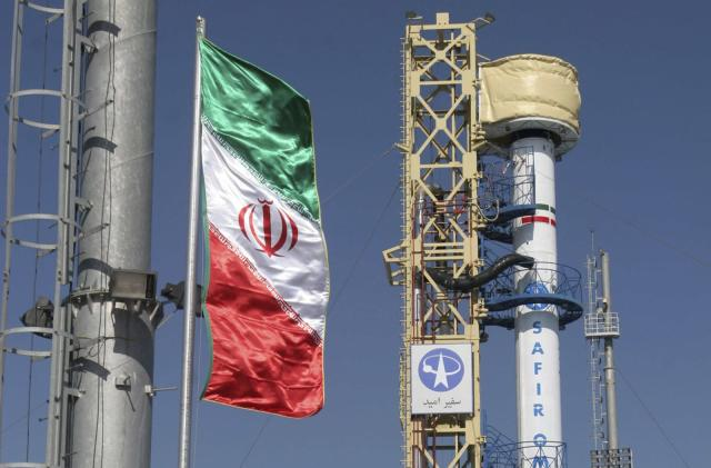 Iran says it will launch an observation satellite 'in the coming days'