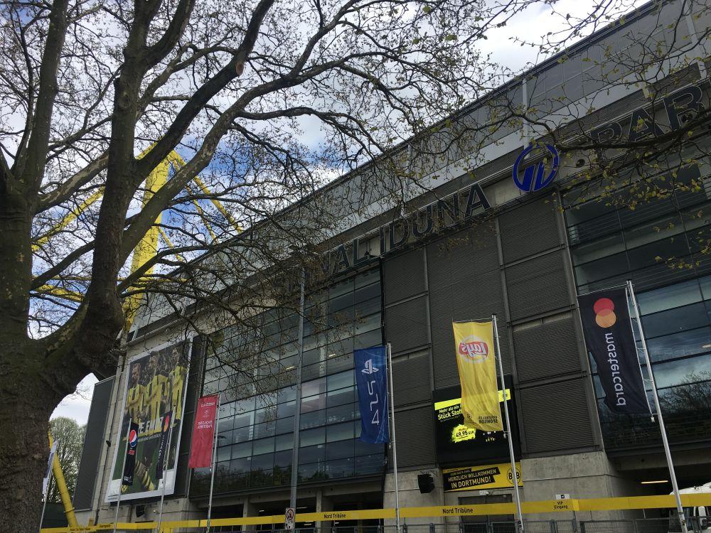 Dortmund-Monaco reporté après une explosion aux abords du stade