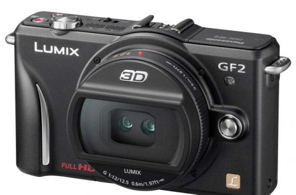 How would you change Panasonic's Lumix DFC-GF2?