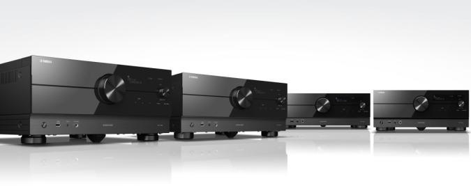 Yamaha Aventage receivers (2021)