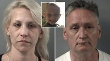 Parents charged after five-year-old found buried in shallow grave