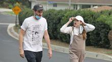 Las fotos que podrían probar que Emma Stone espera un hijo del cineasta Dave McCary
