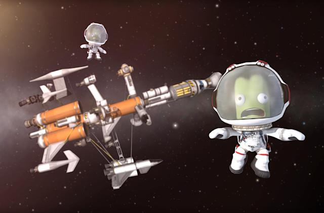 Valve hired the team behind 'Kerbal Space Program' (update: not quite)