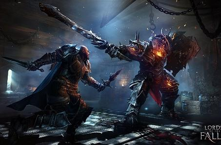 RPG Lords of the Fallen unsheathes new screens