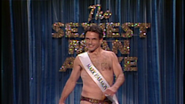 """'Sexiest' in 1986: Mark Harmon in """"Sexiest Man Alive"""" skit"""