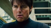 Tom Cruise's Most Insane Stunt? Holding His Breath