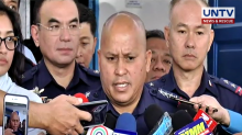 Extension of PNP chief's tour of service, due to problems in illegal drugs, terrorism