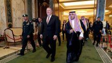 Trump says Saudi prince denies knowing what happened at consulate