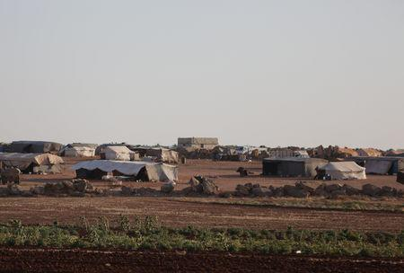 Russia says U.S. refusal to rebuild Syria a ploy to slow refugee return