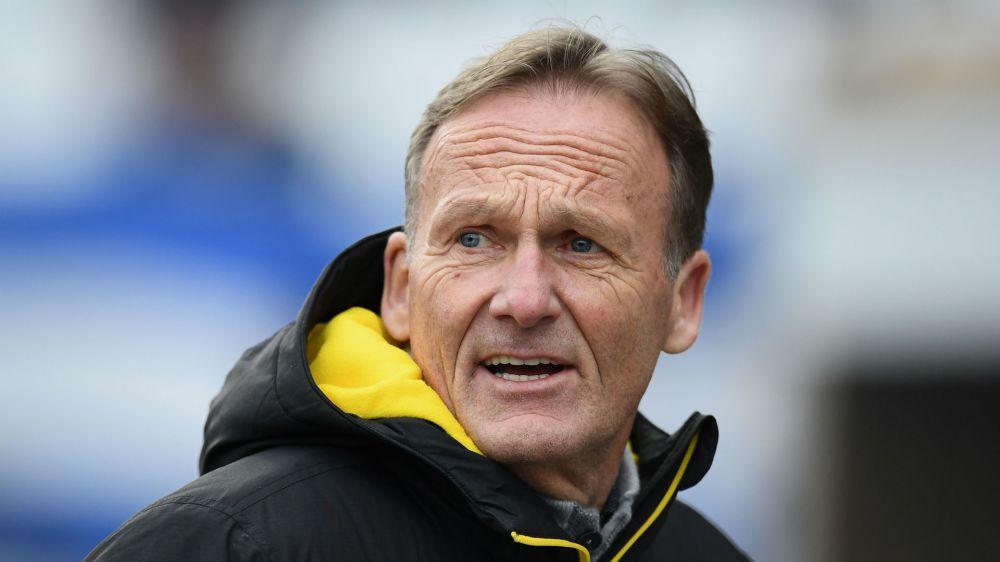 Dortmund, Watzke a envisagé de déclarer forfait face en Ligue des champions