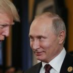 Watchdogs Sue Trump Administration Over Missing Notes From Putin Meeting