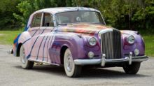 Psychedelic Beatles Bentley replica for sale in USA