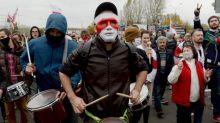 Tijanóvskaya anuncia una huelga nacional en Bielorrusia a partir de mañana