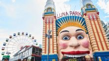 Luna Park reopens with nine new rides