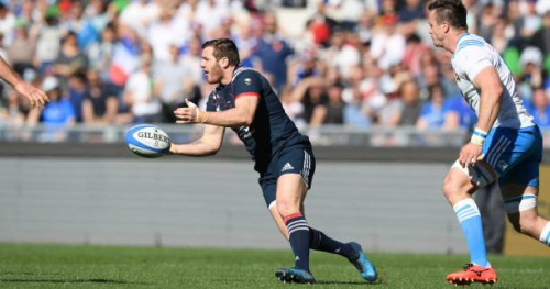 Rugby - Bleus - XV de France : Camille Lopez, question de confiance