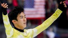 'Desperado' Nathan Chen leads after Skate America short program