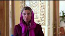 EU High Representative Visits Tehran in Steps to Implement Nuclear Deal