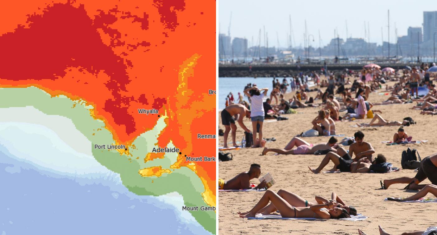 '50-degree days possible' as week of extreme heat hits Australia