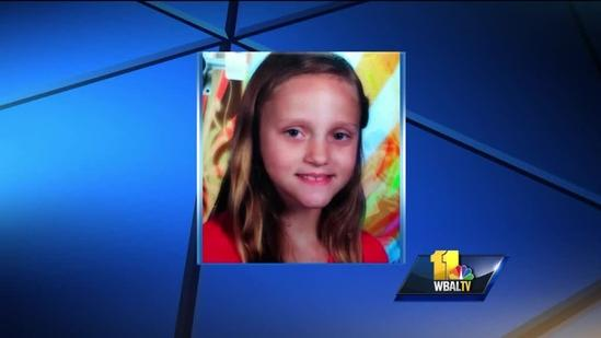 Person of interest in custody in missing girl's death