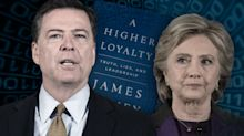 Comey book says he threatened to call for a special counsel over Clinton emails