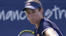 Johanna Konta preparing as planned after coronavirus case in US Open bubble
